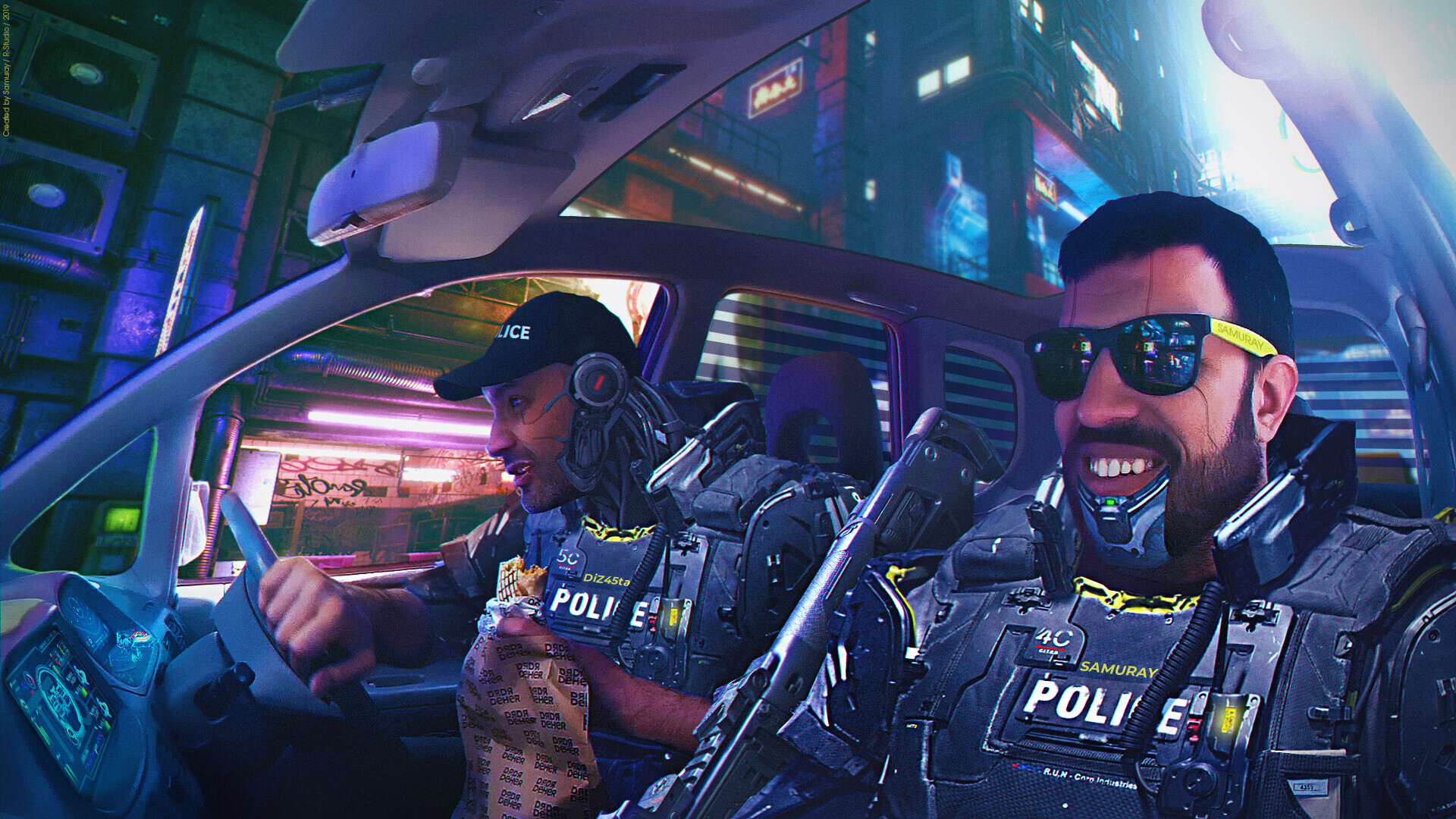 Cyberpunk 2077 Mods | Best CP2077 Mods | CP77